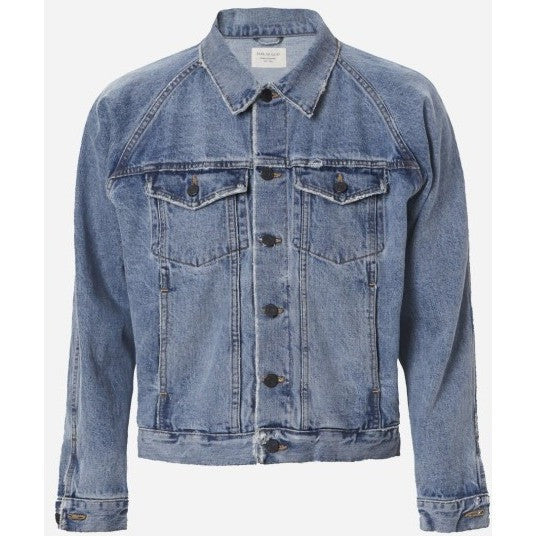 Men's Light Blue Denim Jacket