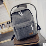 Women's Travel Canvas Backpack
