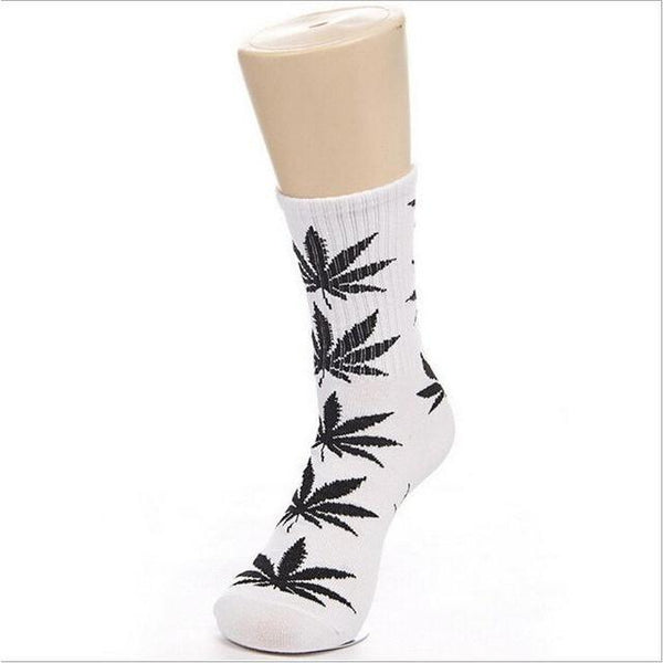 Men's Pot Leaf Sock - TrendzNow Clothing Store