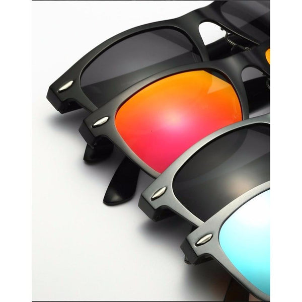 Men's Polarized Mirror Sunglasses