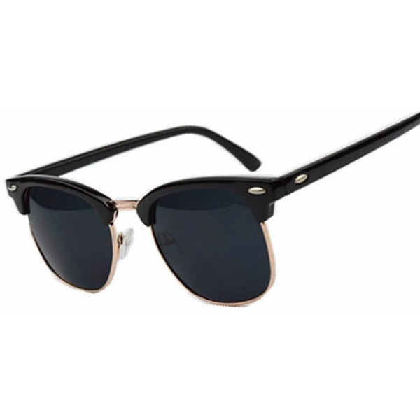 Men's ClubMaster Style Sunglasses