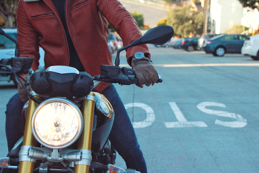 The right leather for motorcycle jackets