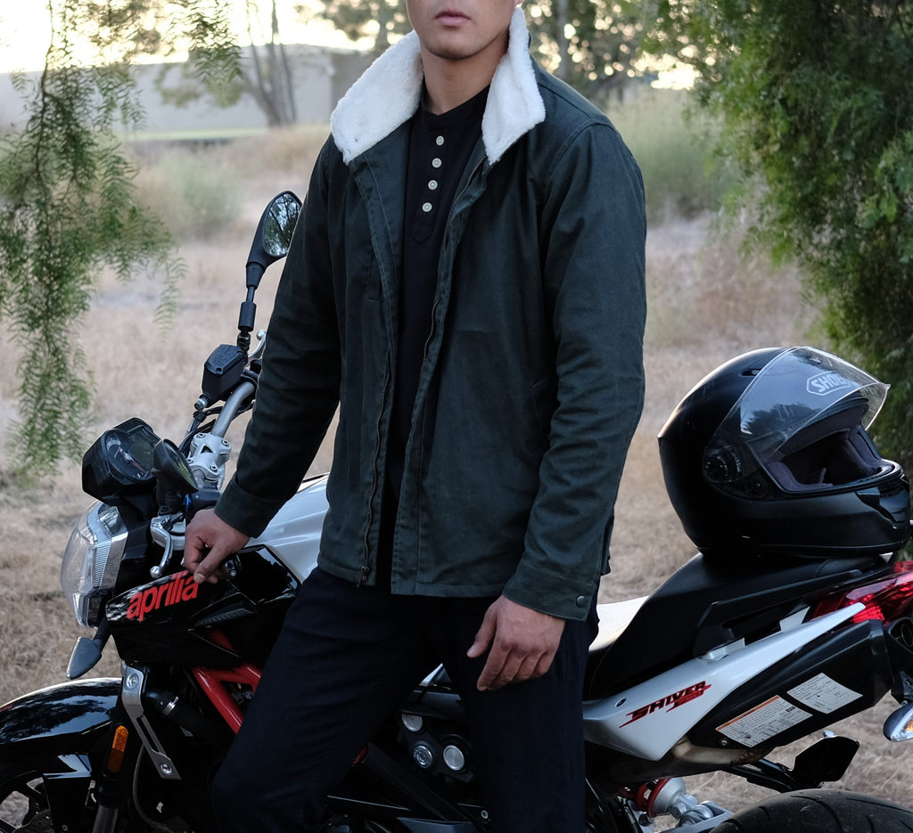 ranger motorcycle jacket
