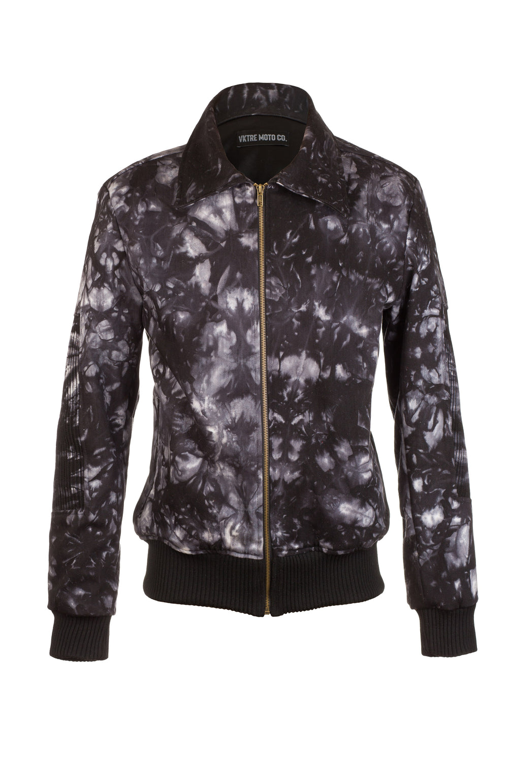 Dark Matter Wash Flight Jacket