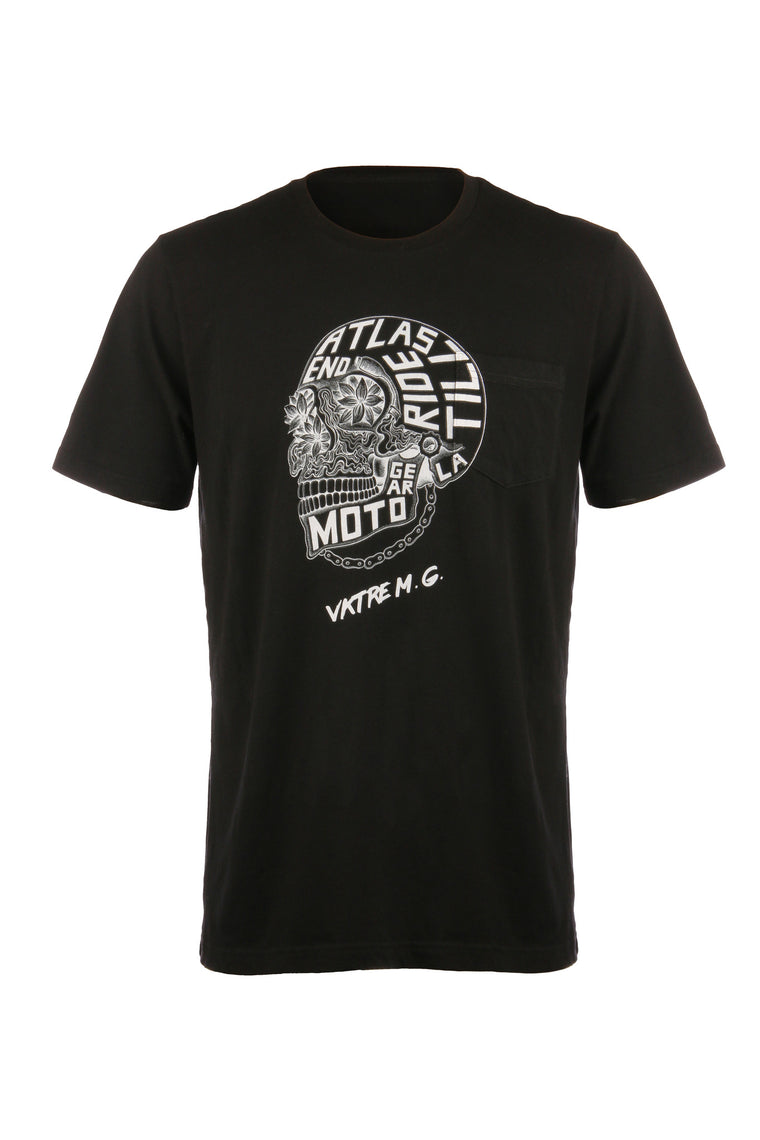 RIDE TILL ATLAS END GRAPHIC TEE