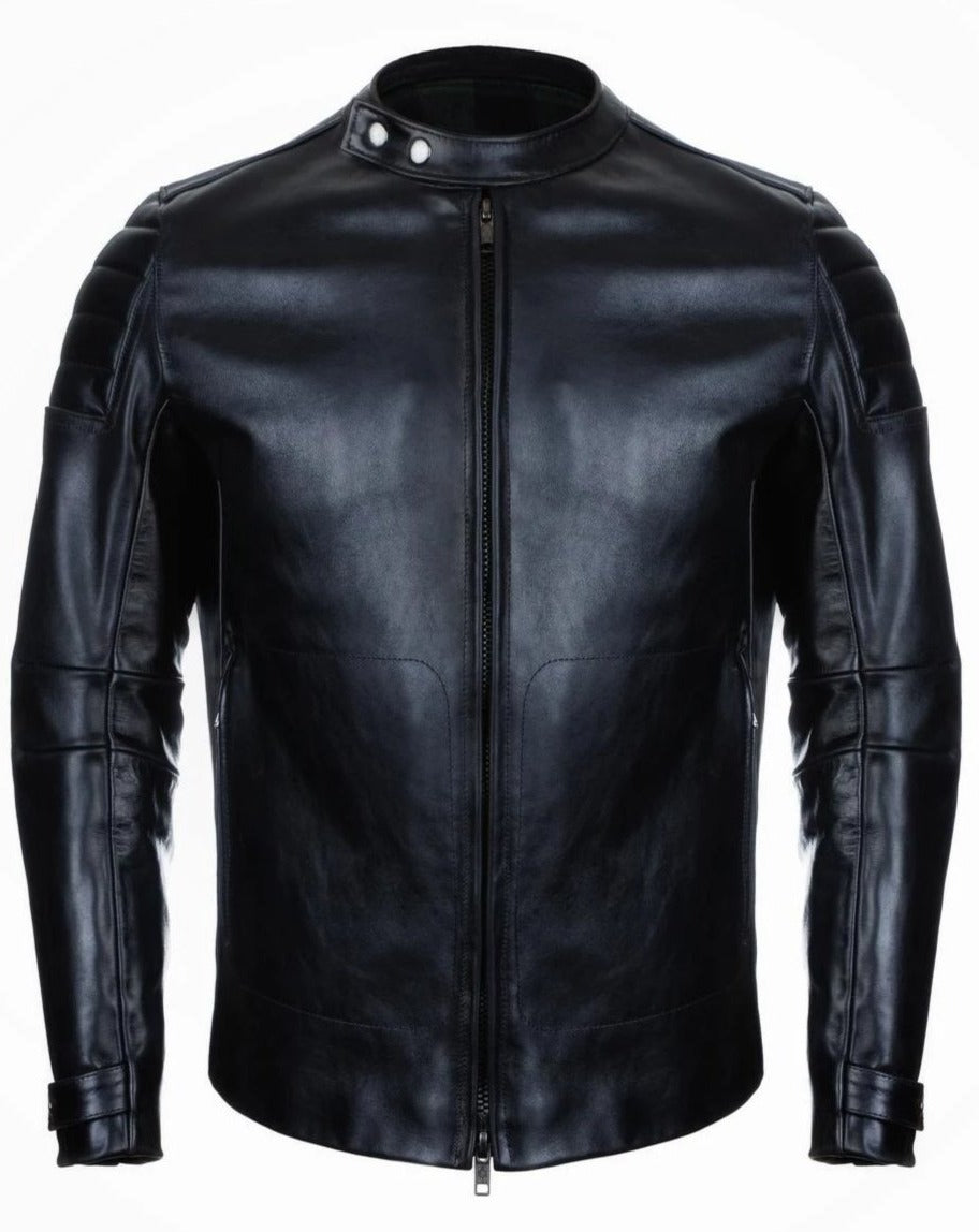 pilot racer x luxury motorcycle jacket