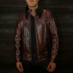 leather motorcycle fashion vktre moto co.