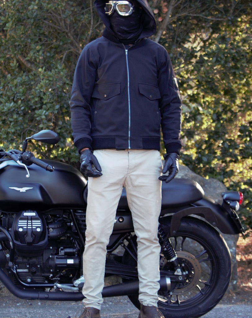 VAKTARE MOTORCYCLE JACKET