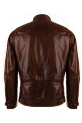 Heritage Leather Road Jacket
