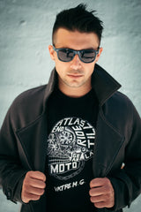 stylish motorcycle gear for men