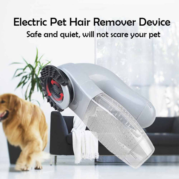 Electric Pet Hair Remover Device- Dashlux