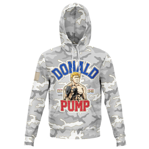 Donald Pump - Fashion Hoddie
