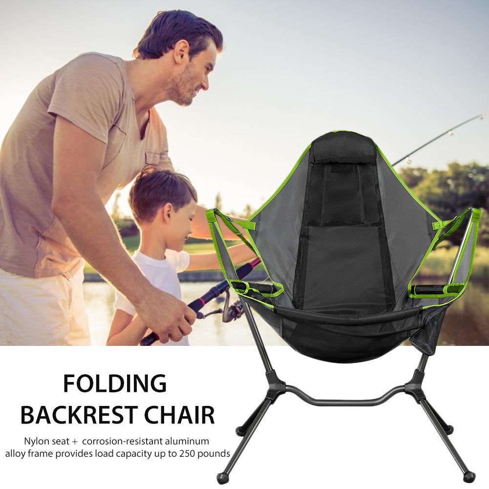 [2020 NEW] RECLINER LUXURY CAMPING CHAIR | BUY 1 GET 1