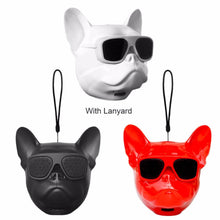Bulldog Head Wireless Bluetooth Speaker