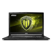 MSI WE63 8SJ-280 15.6 inch Intel Xeon