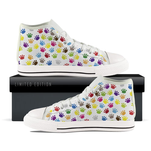 Cat Paw HighTop Shoes - Dashlux