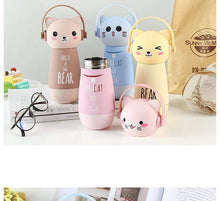 Cat Insulated Thermos Water Bottles - Dashlux