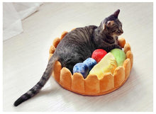 Fruit Tart Cat Bed - Dashlux