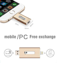 OTG Usb Flash Drive For iPhone - Dashlux