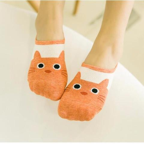 Cute Cat boat socks - Dashlux