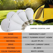 Smart Outdoor Emergency Light