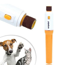Electric Pet Nail Trimmer - Dashlux