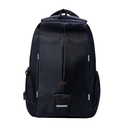 Modern Black Laptop Backpack - Dashlux