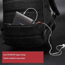"15.6"" Laptop Backpack with External USB Charge - Dashlux"