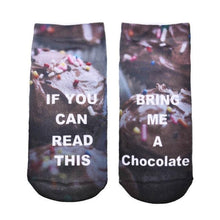 IF YOU CAN READ THIS Bring Me A Glass Of Wine Socks - Dashlux