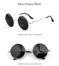 Vintage Steampunk Sunglasses with Round metal - Dashlux