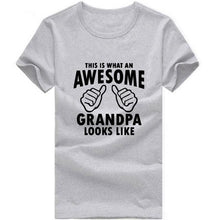 This Is What An Awesome Grandpa Looks Like Men's T-shirt - Dashlux