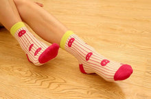 Cute Fruits Candy Color Japanese Cotton Socks - Dashlux