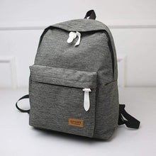 Canvas Fashion Backpack - Dashlux