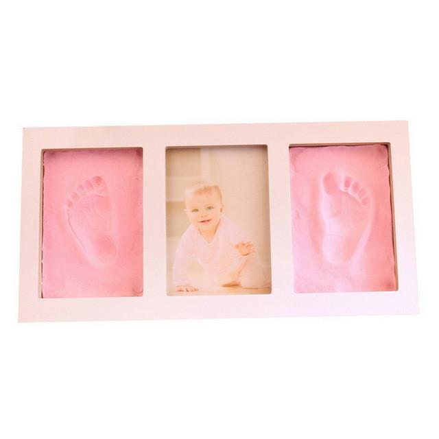 Baby Photo Frame DIY with Soft clay