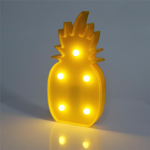 Pineapple 3D LED Christmas Night Light - Dashlux