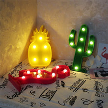 Coconut Tree 3D LED Christmas Night Light - Dashlux