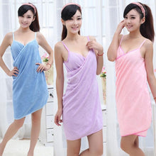 Wearable Towel Dress Robe - Dashlux