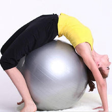 Yoga & Pilates Anti Burst Fitness Ball - Dashlux