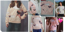 Cat Cartoon Sweatshirt - Dashlux