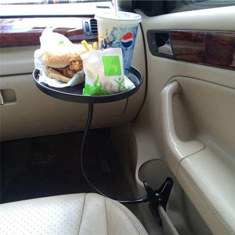 Flexible Car Eating Tray