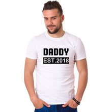 Daddy Est 2018 T-Shirt Men