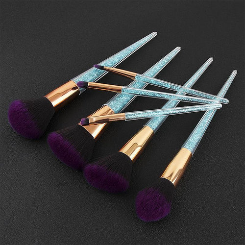 Crystal Unicorn Brushes - Dashlux