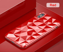 3D Diamond Pattern iPhone Case - Dashlux