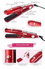 Multi-Functional Steam Hair Straightener