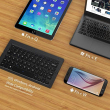 Mini Foldable Keyboard for Phones/ Tablets-Dashlux