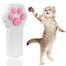 Pet Cat Interactive Automatic Red Laser Pointer