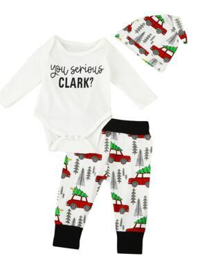 Christmas Pajamas Family Set