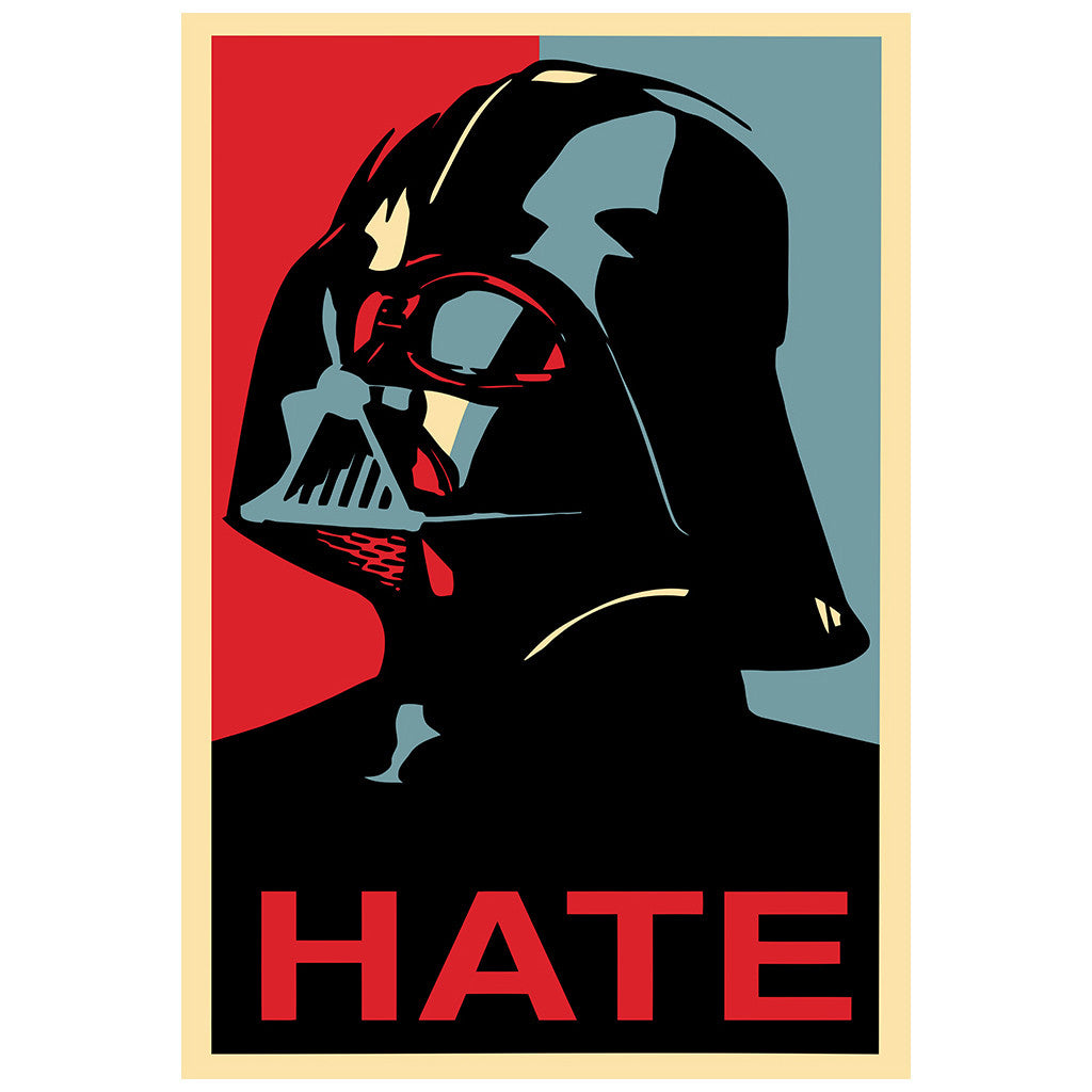 Darth Vader Hate - Star Wars
