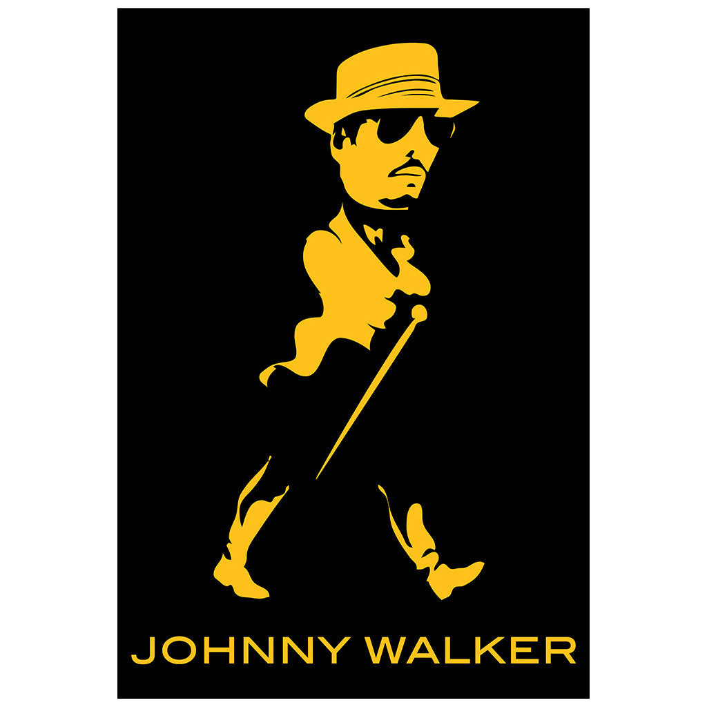 Johnny Walker - Entourage Poster