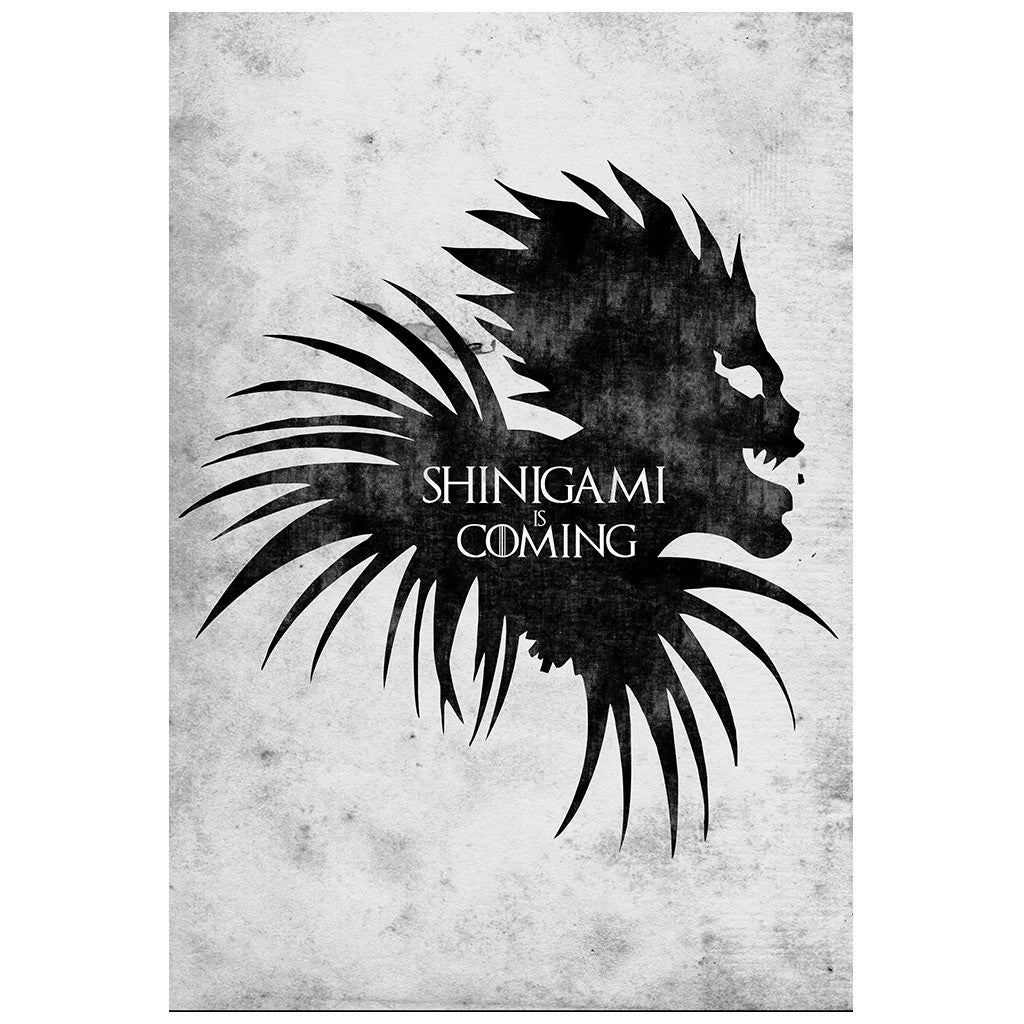 Shinigami Is Coming